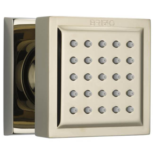 Brizo Bodysprays Shower Heads item 84121-PN