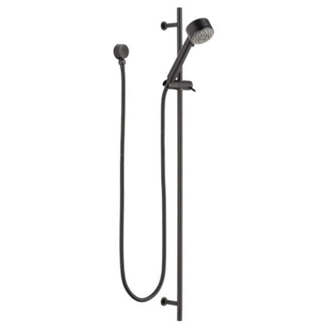 Brizo Bar Mount Hand Showers item 85521-BL