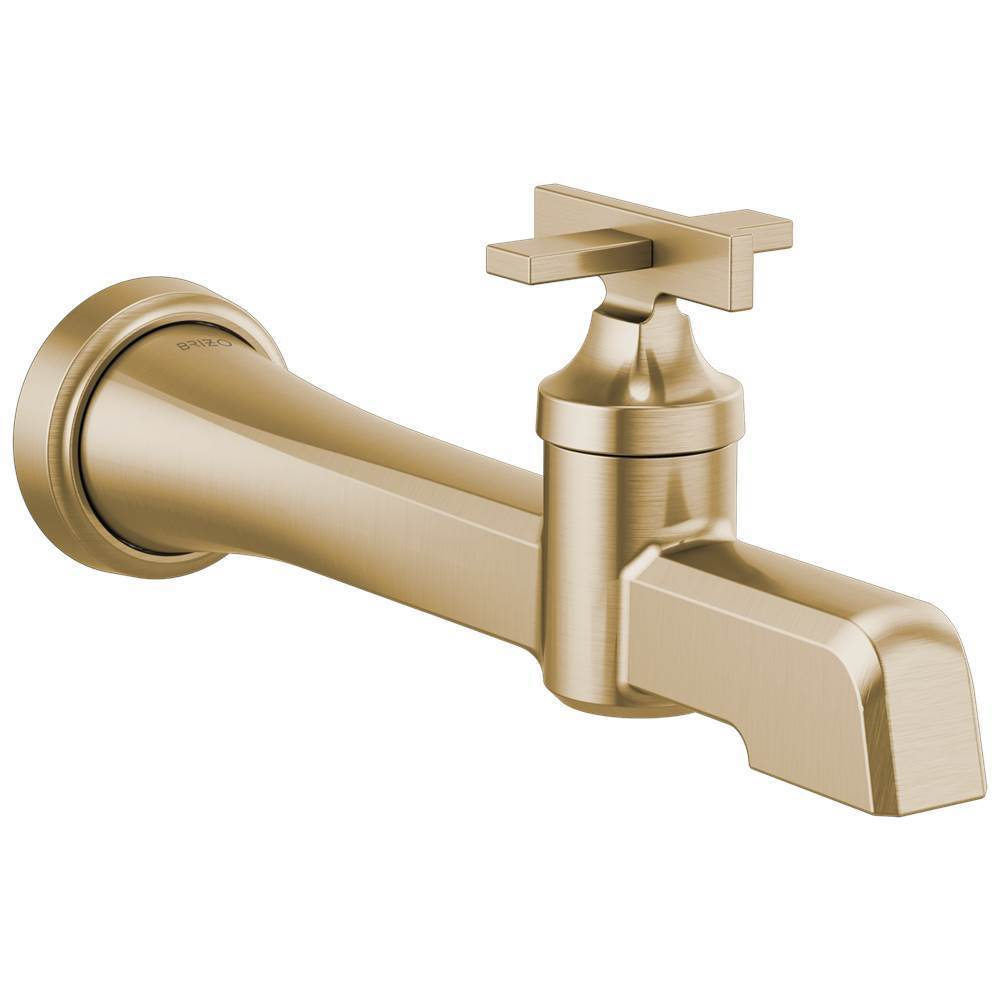 Brizo Wall Mounted Bathroom Sink Faucets item T65798LF-GL
