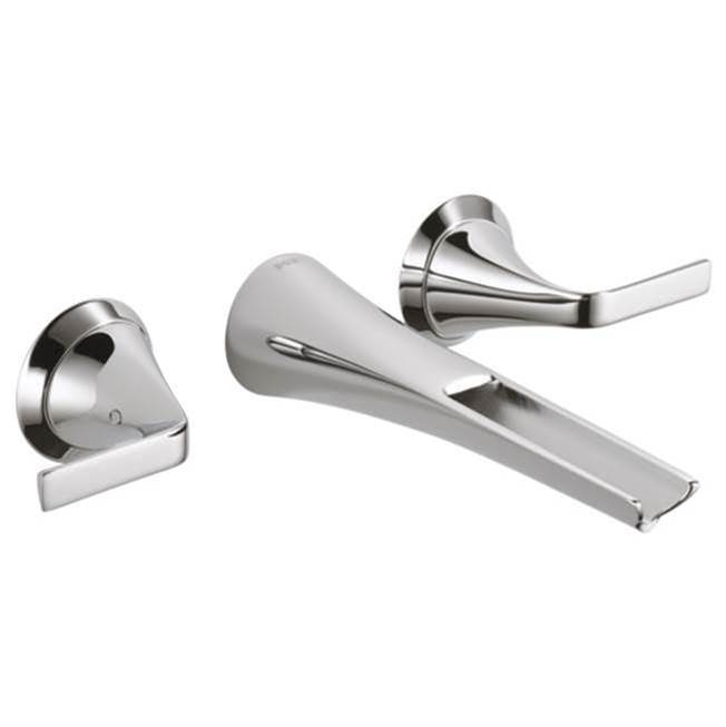 Brizo Wall Mounted Bathroom Sink Faucets item T65851LF-PC