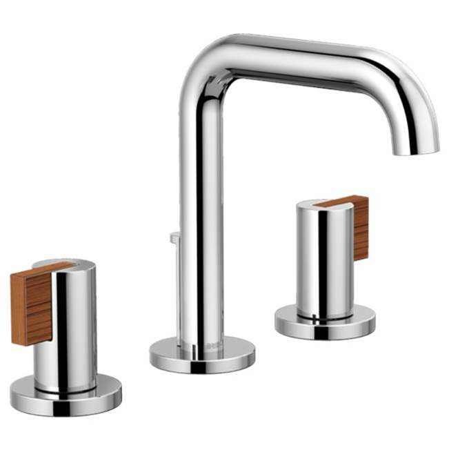 Brizo Widespread Bathroom Sink Faucets item 65335LF-PCLHP-ECO