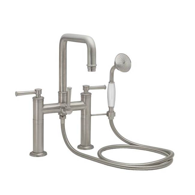 California Faucets Deck Mount Tub Fillers item 1408-CBALL.18-RBZ
