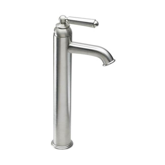 California Faucets Single Hole Bathroom Sink Faucets item 3301-2-MBLK