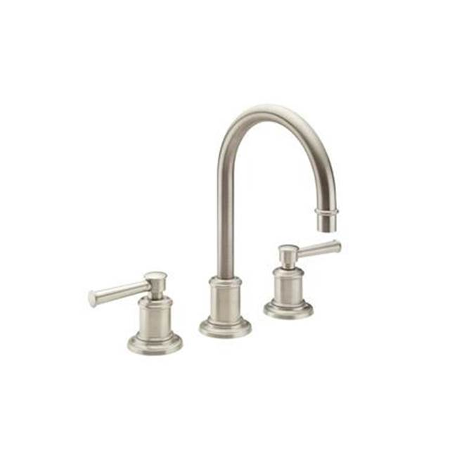 California Faucets Widespread Bathroom Sink Faucets item 4802ZB-PBU