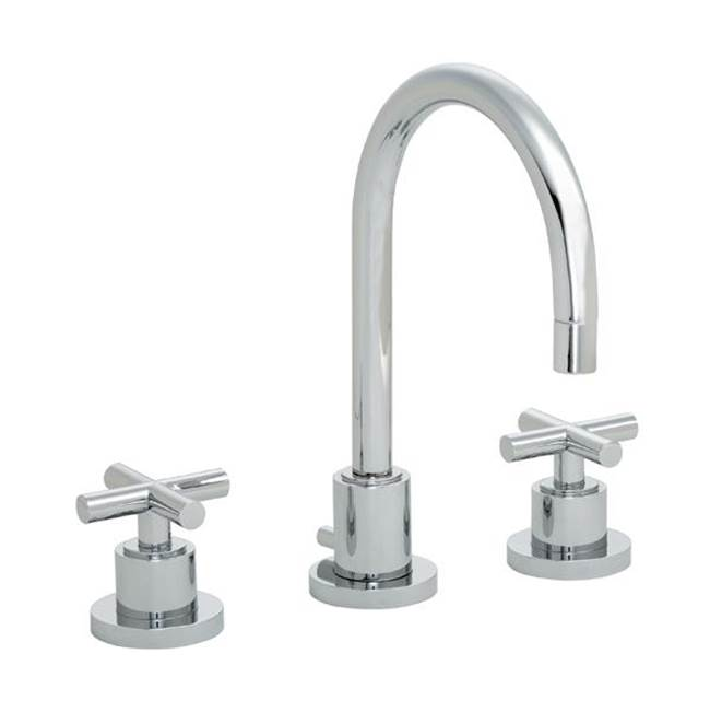 California Faucets Widespread Bathroom Sink Faucets item 6502ZB-BNU