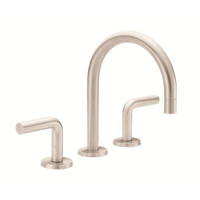 California Faucets Widespread Bathroom Sink Faucets item 7502-WHT