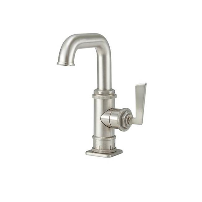 California Faucets Single Hole Bathroom Sink Faucets item 8509-1ZBF-PC