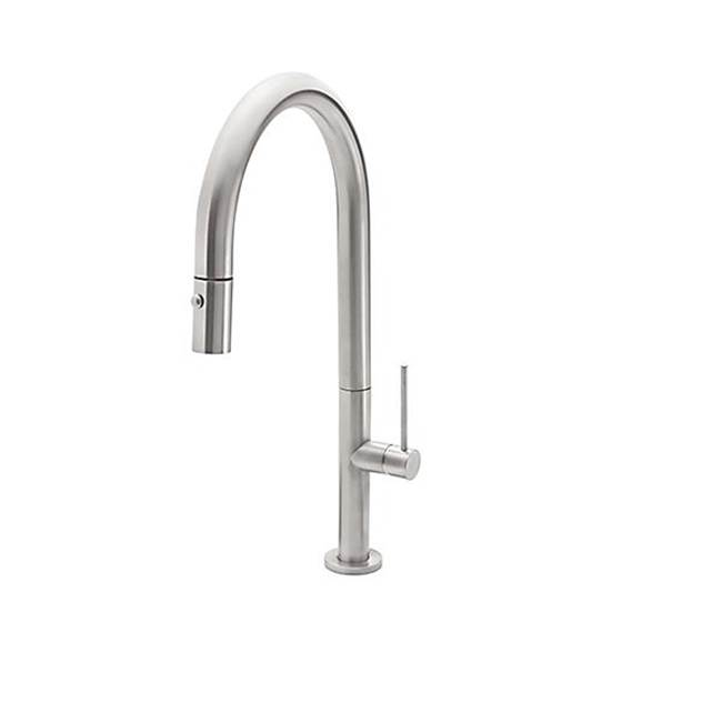 California Faucets Pull Down Faucet Kitchen Faucets item K50-100-BST-PC