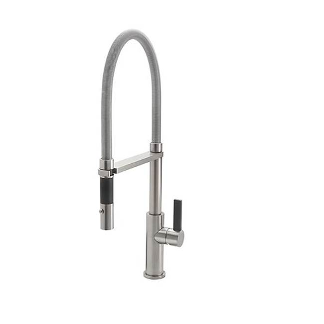 California Faucets Pull Out Faucet Kitchen Faucets item K51-150-BST-MOB