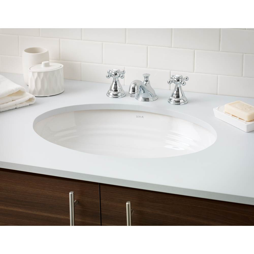 Cheviot Products Undermount Bathroom Sinks item 1120-WH