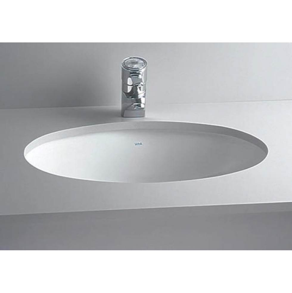 Cheviot Products Undermount Bathroom Sinks item 1125-WH