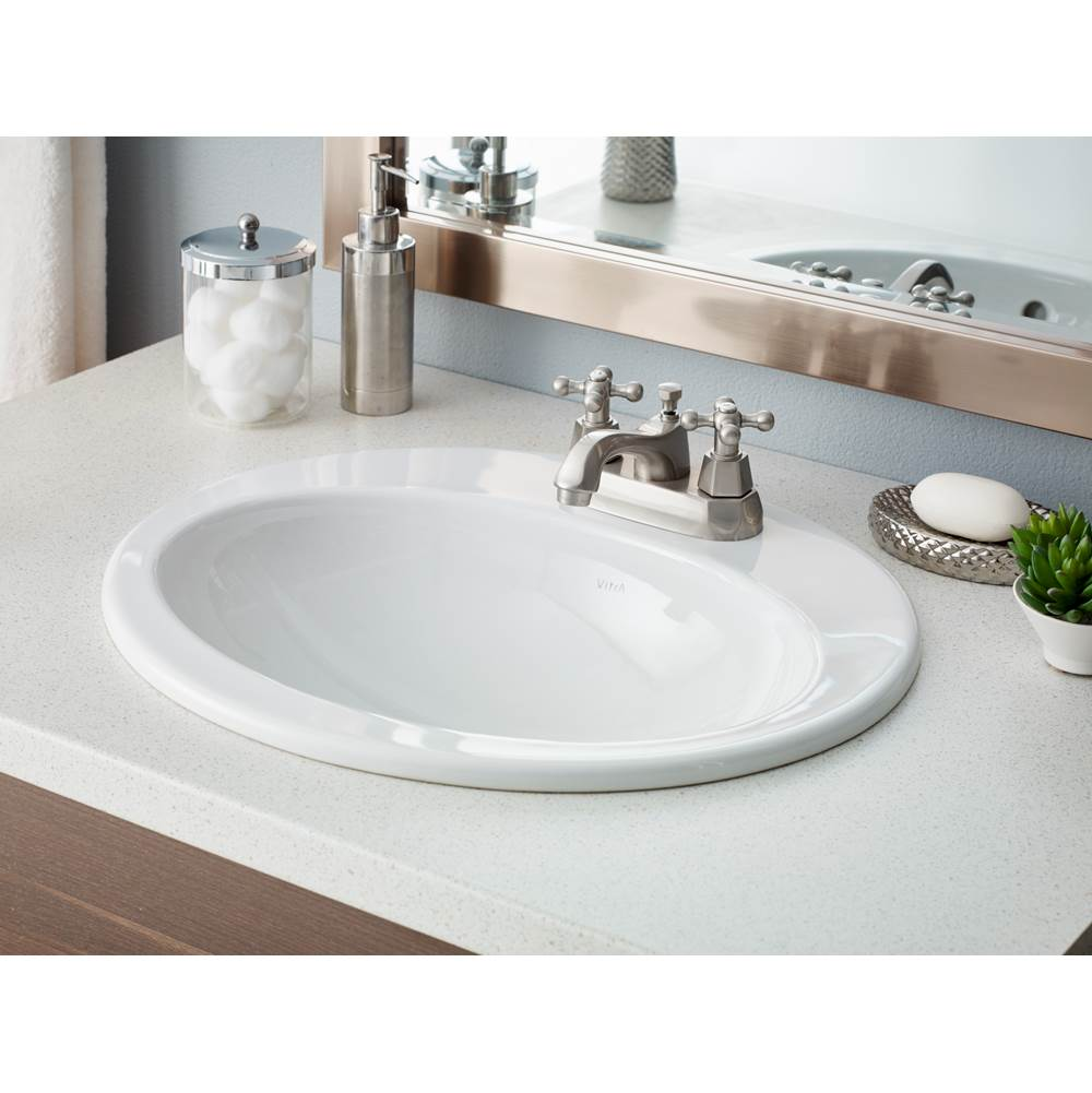 Cheviot Products  Bathroom Sink And Faucet Combos item 1168-WH-8