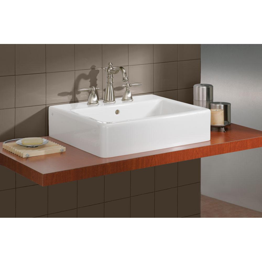 Cheviot Products Vessel Bathroom Sinks item 1230/19-WH-1