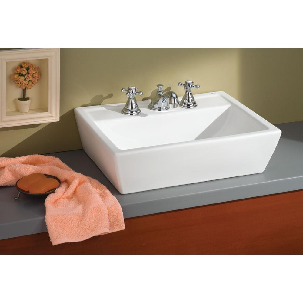 Cheviot Products Vessel Bathroom Sinks item 1237/18-WH-8