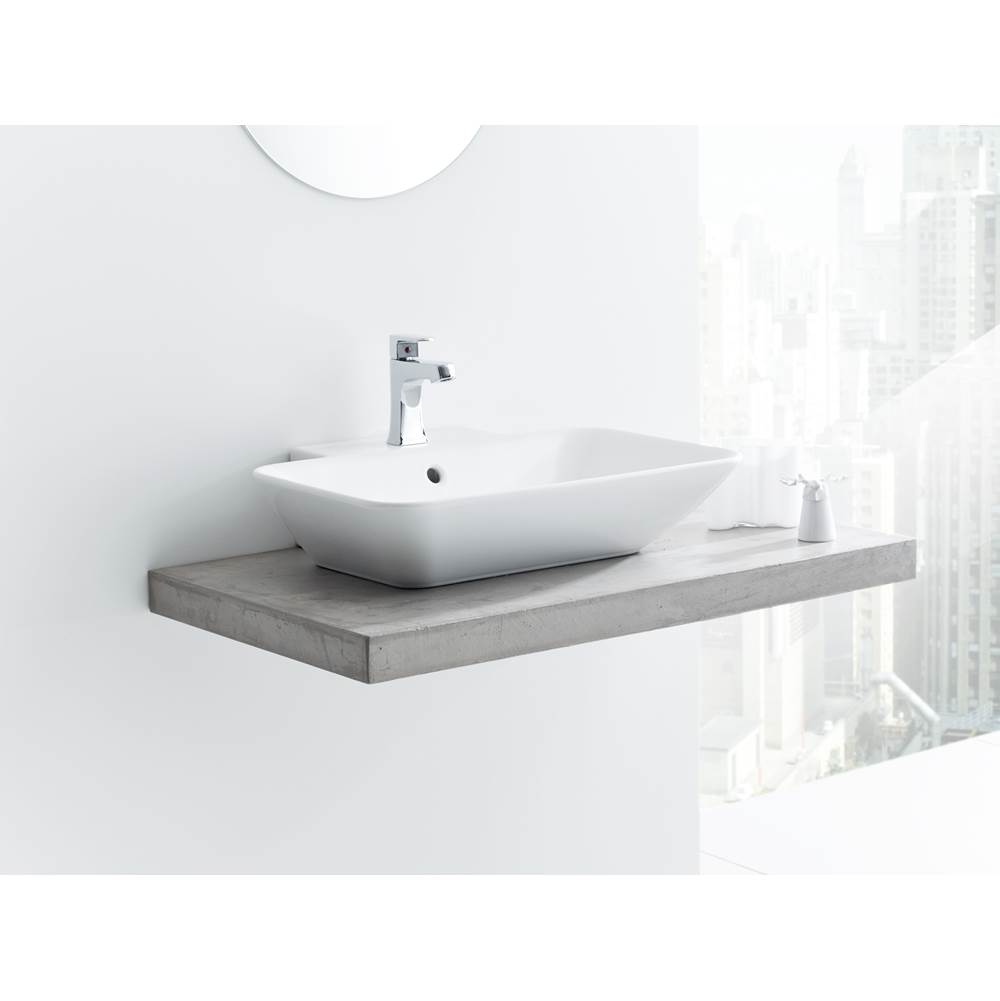 Cheviot Products Vessel Bathroom Sinks item 1275-WH-1