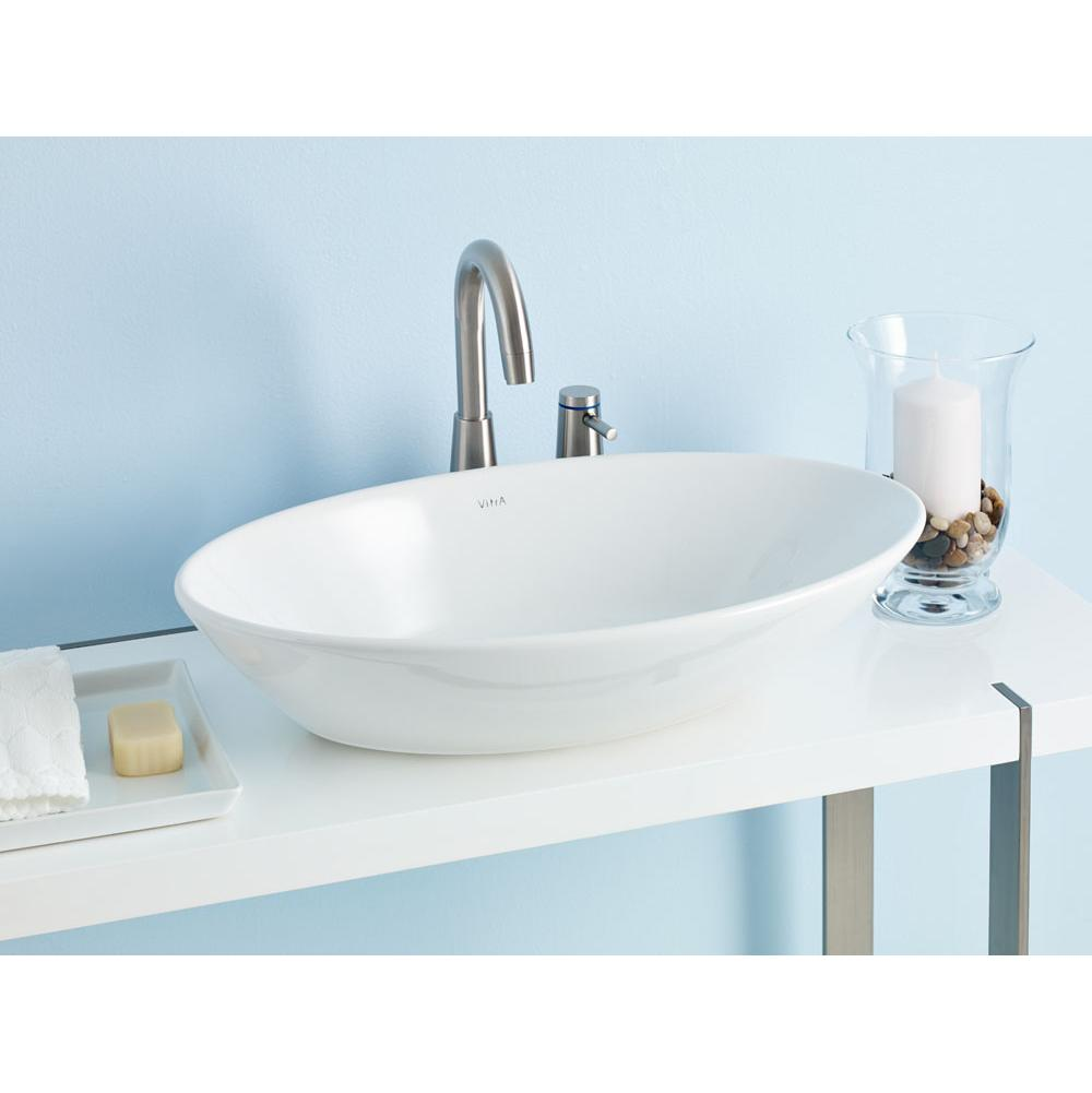 Cheviot Products Vessel Bathroom Sinks item 1276-WH