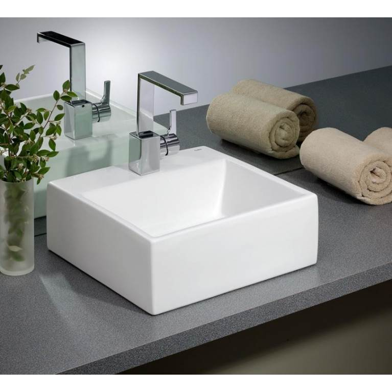 Cheviot Products Vessel Bathroom Sinks item 1486-WH-1