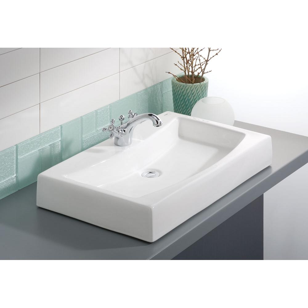 Cheviot Products Vessel Bathroom Sinks item 1620-WH-1