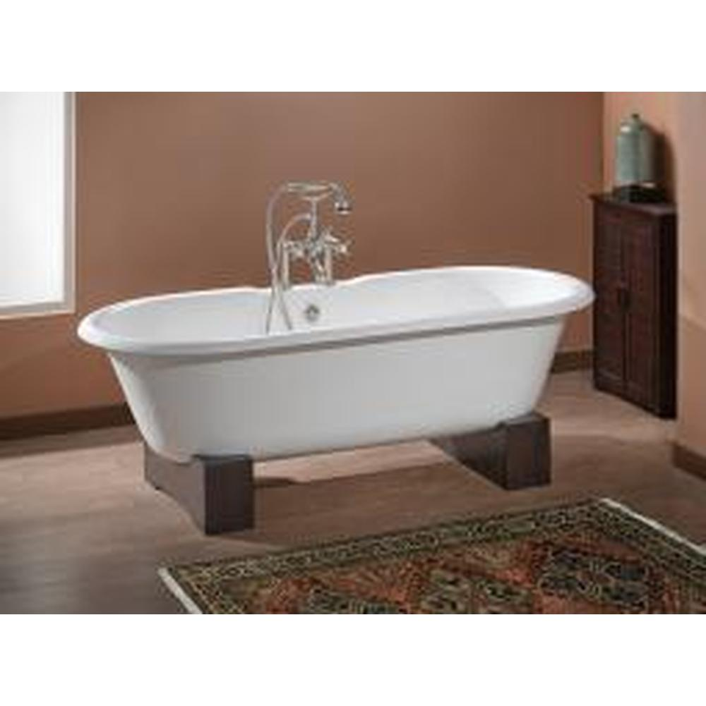 Cheviot Products Free Standing Soaking Tubs item 2110-WC-6-PB