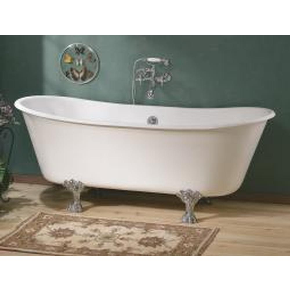 Cheviot Products Clawfoot Soaking Tubs item 2122-WW-PB