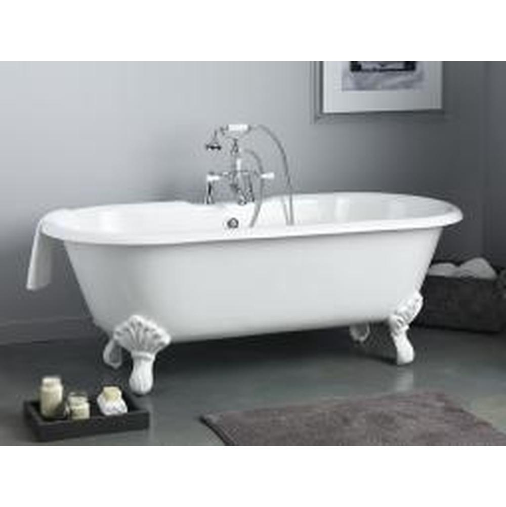 Cheviot Products Free Standing Soaking Tubs item 2169-WC-WH