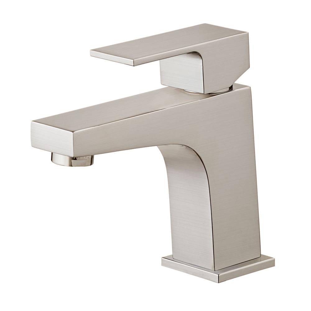 Cheviot Products Single Hole Bathroom Sink Faucets item 5214-BN