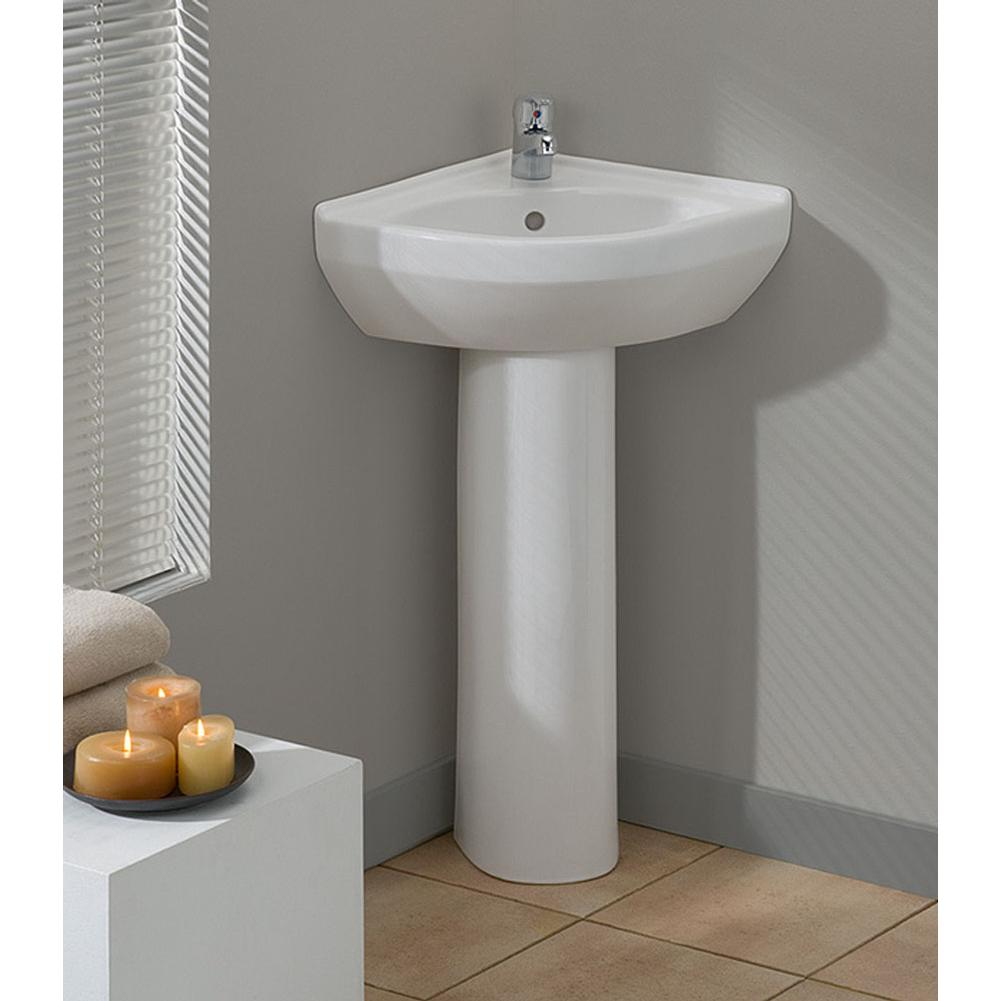 Cheviot Products Complete Pedestal Bathroom Sinks item 944-WH-1