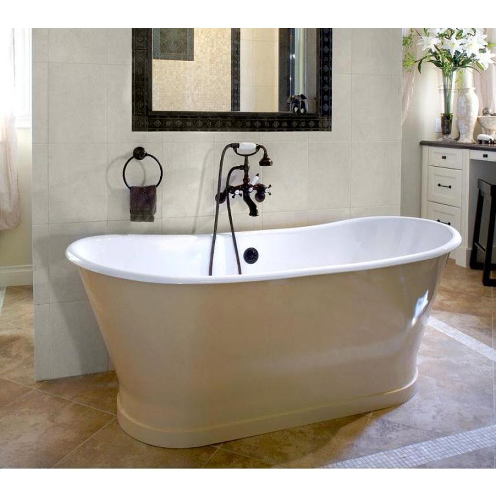 Cheviot Products Free Standing Soaking Tubs item 2124-WC