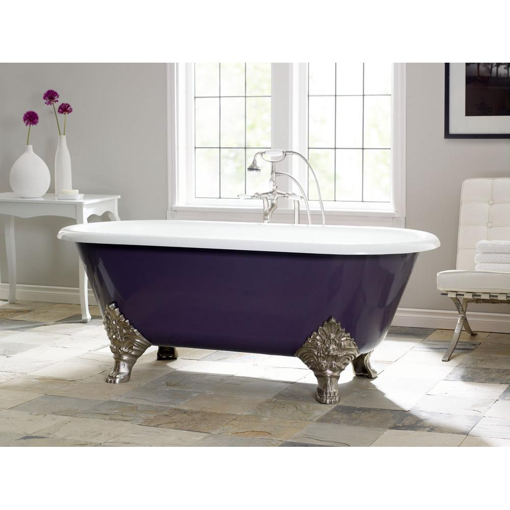 Cheviot Products Clawfoot Soaking Tubs item 2161-WC-CH