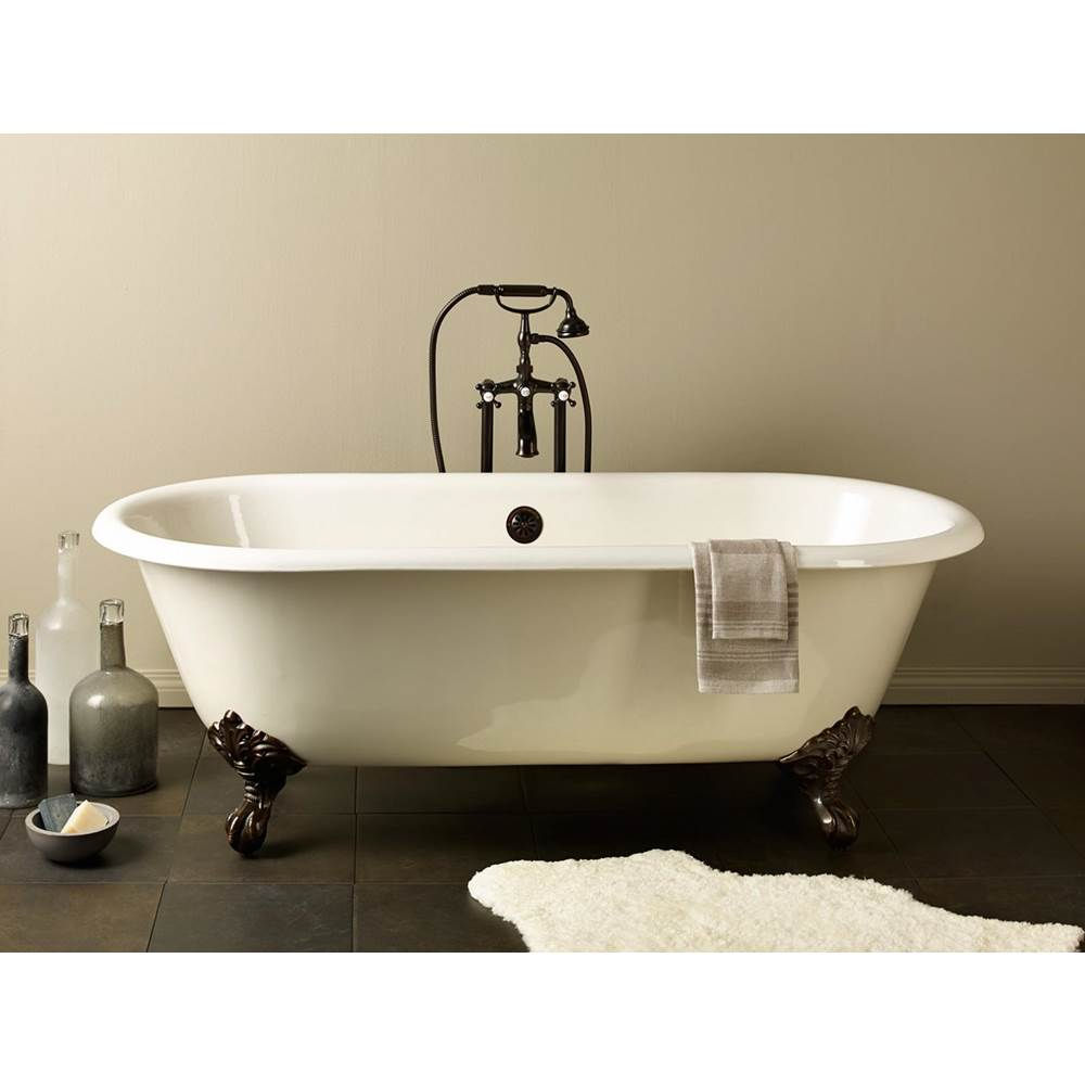 Cheviot Products Clawfoot Soaking Tubs item 2111-BC-CH