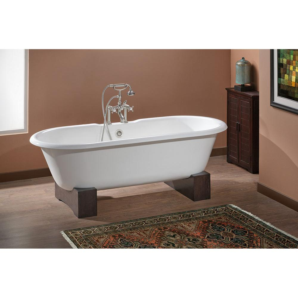 Cheviot Products Free Standing Soaking Tubs item 2126-WC-0-FO