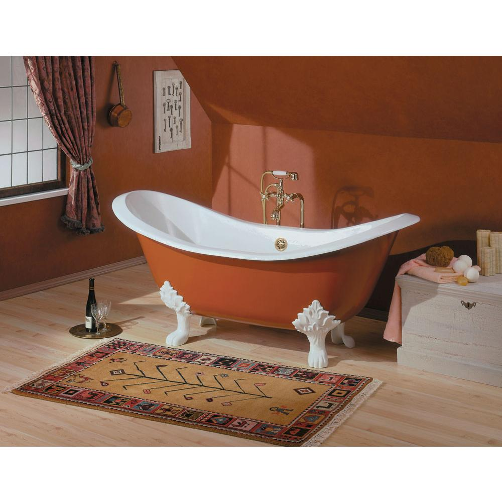 Cheviot Products Free Standing Soaking Tubs item 2167-WC-AB-8