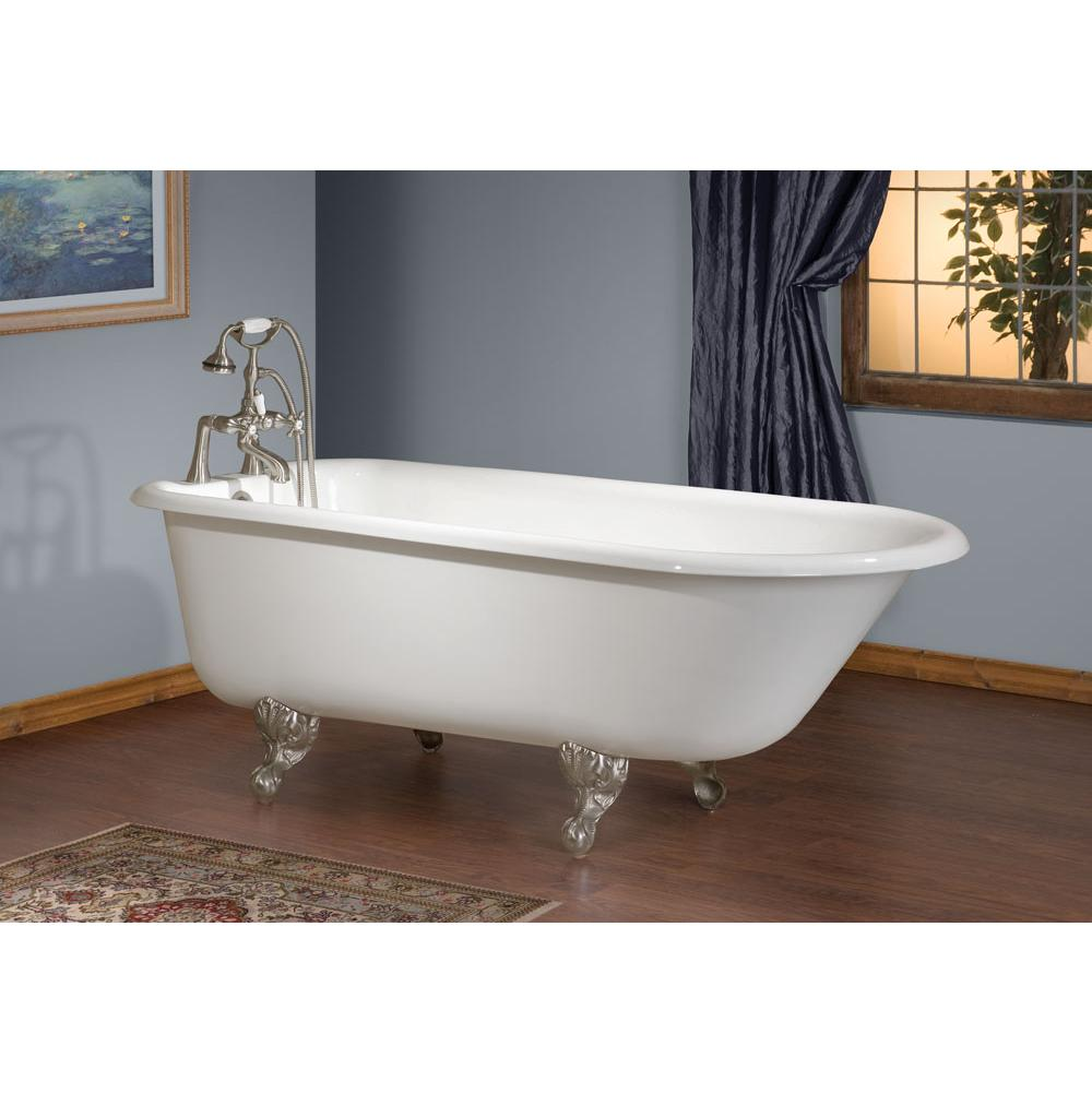 Cheviot Products Clawfoot Soaking Tubs item 2105-WC-7-BN