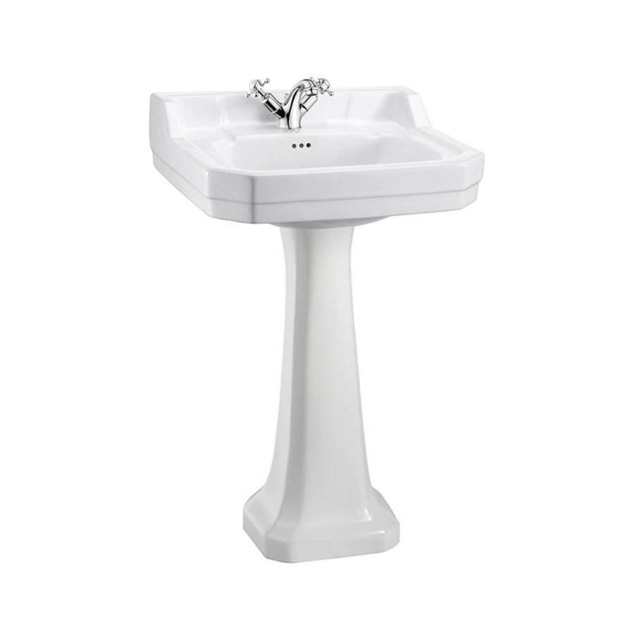 Crosswater London Pedestal Only Pedestal Bathroom Sinks item US-P1