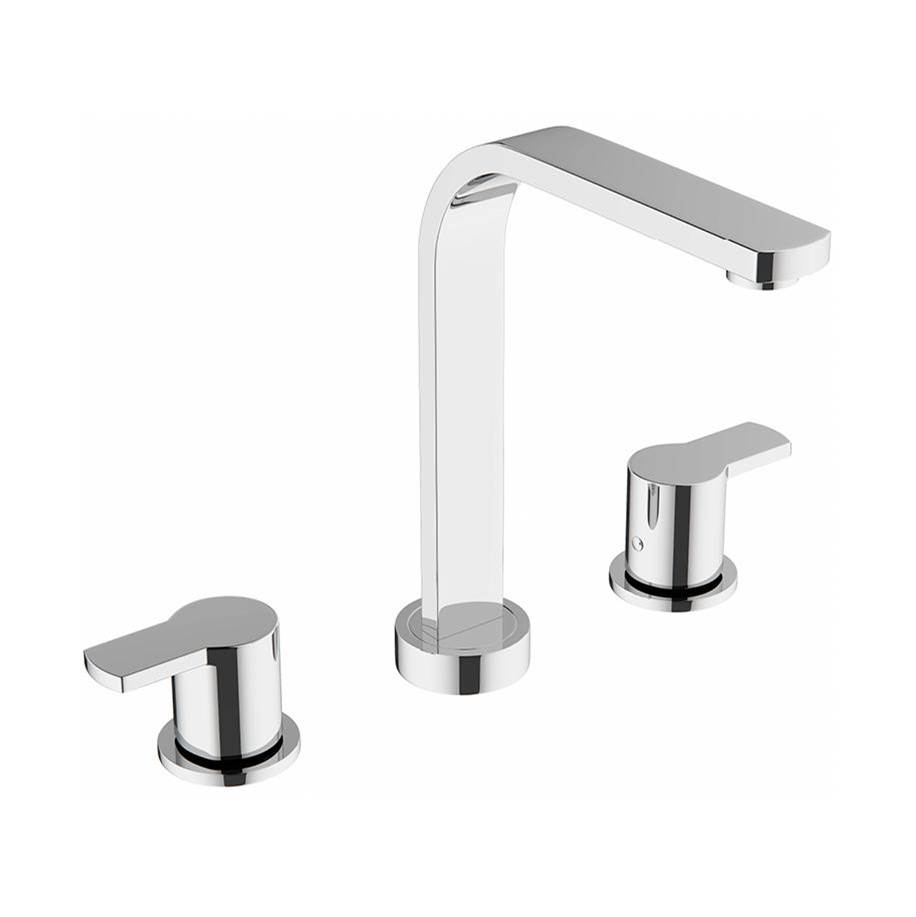 Crosswater London Widespread Bathroom Sink Faucets item US-WP135DPC