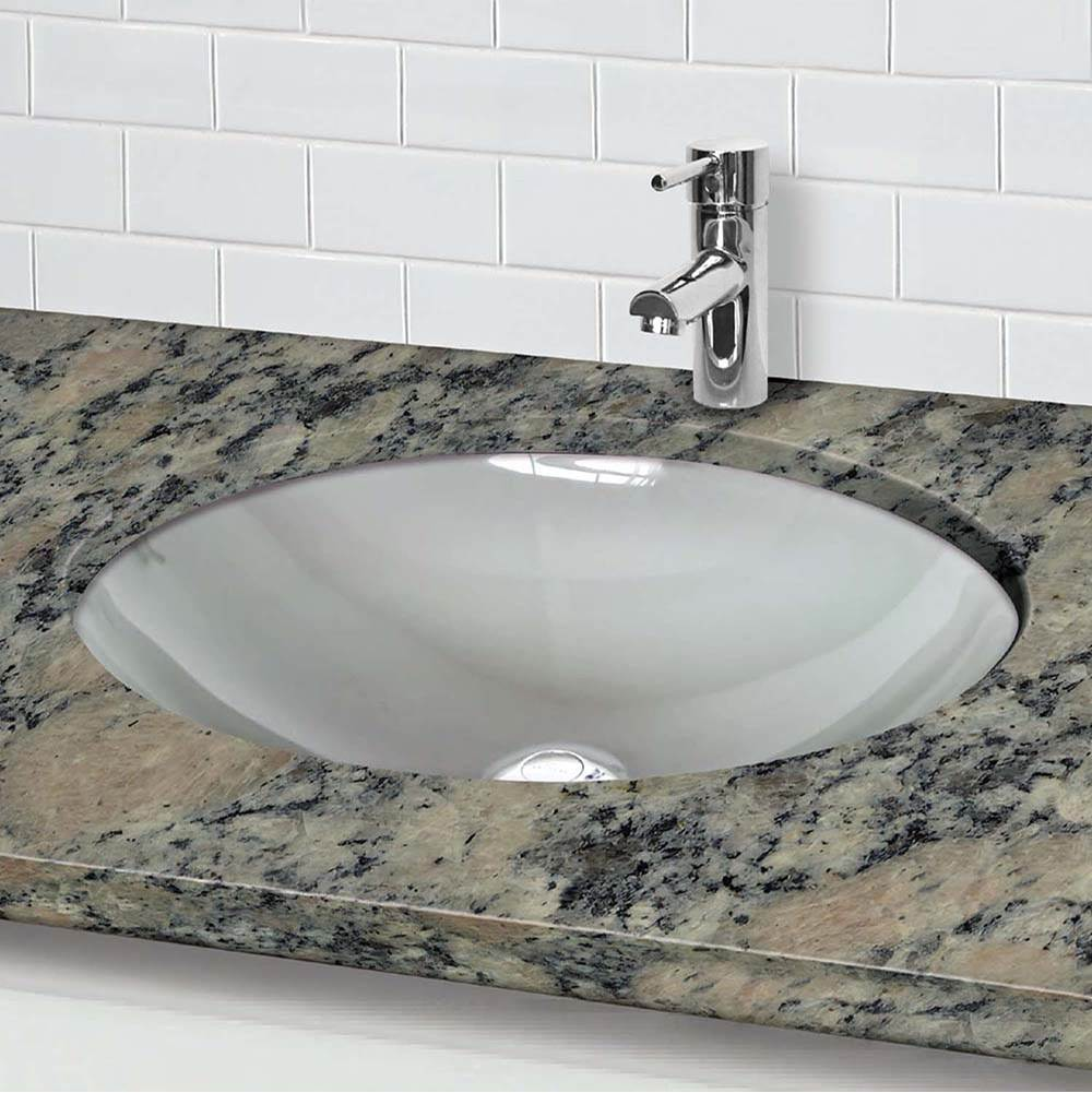 Decolav Undermount Bathroom Sinks item 1129U-FCR