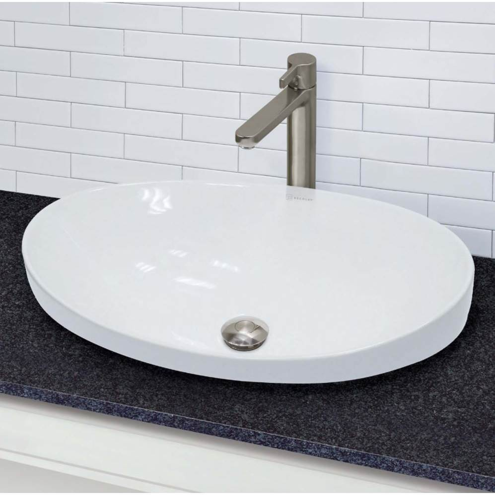 Decolav  Bathroom Sinks item 14106-CWH