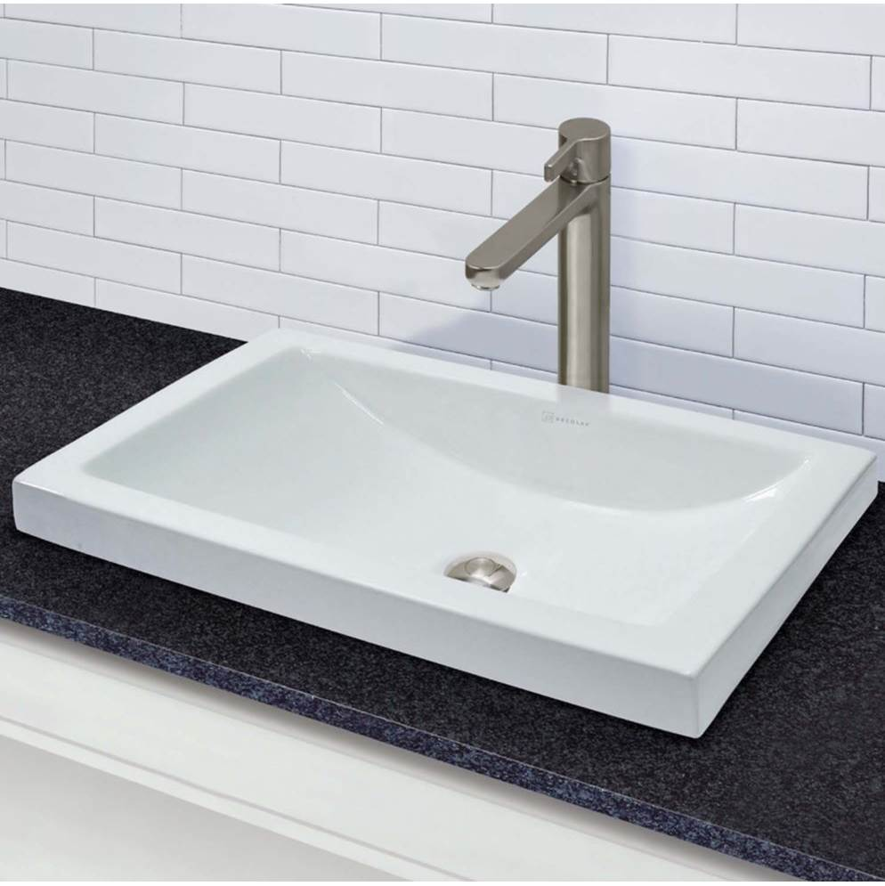 Decolav  Bathroom Sinks item 14107-CWH