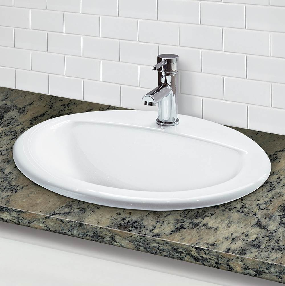 Decolav  Bathroom Sinks item 1436-1-CWH