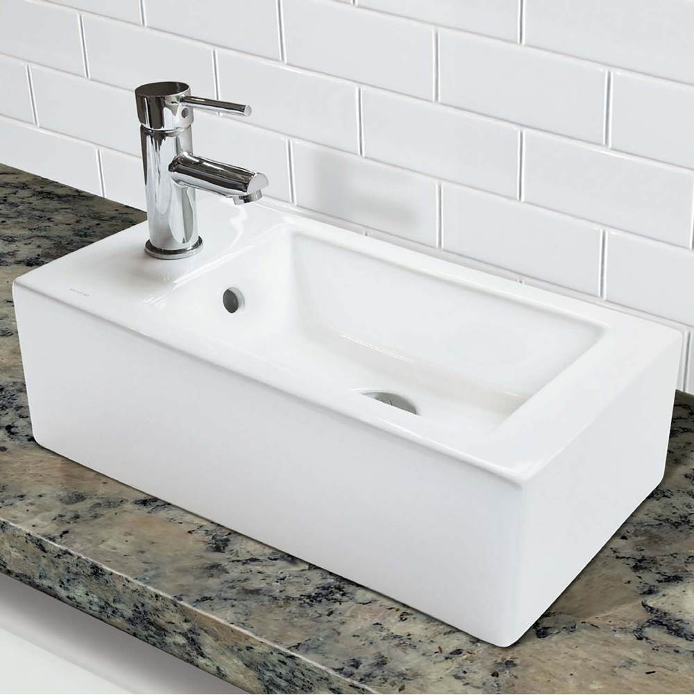 Decolav  Bathroom Sinks item 1486L-CWH