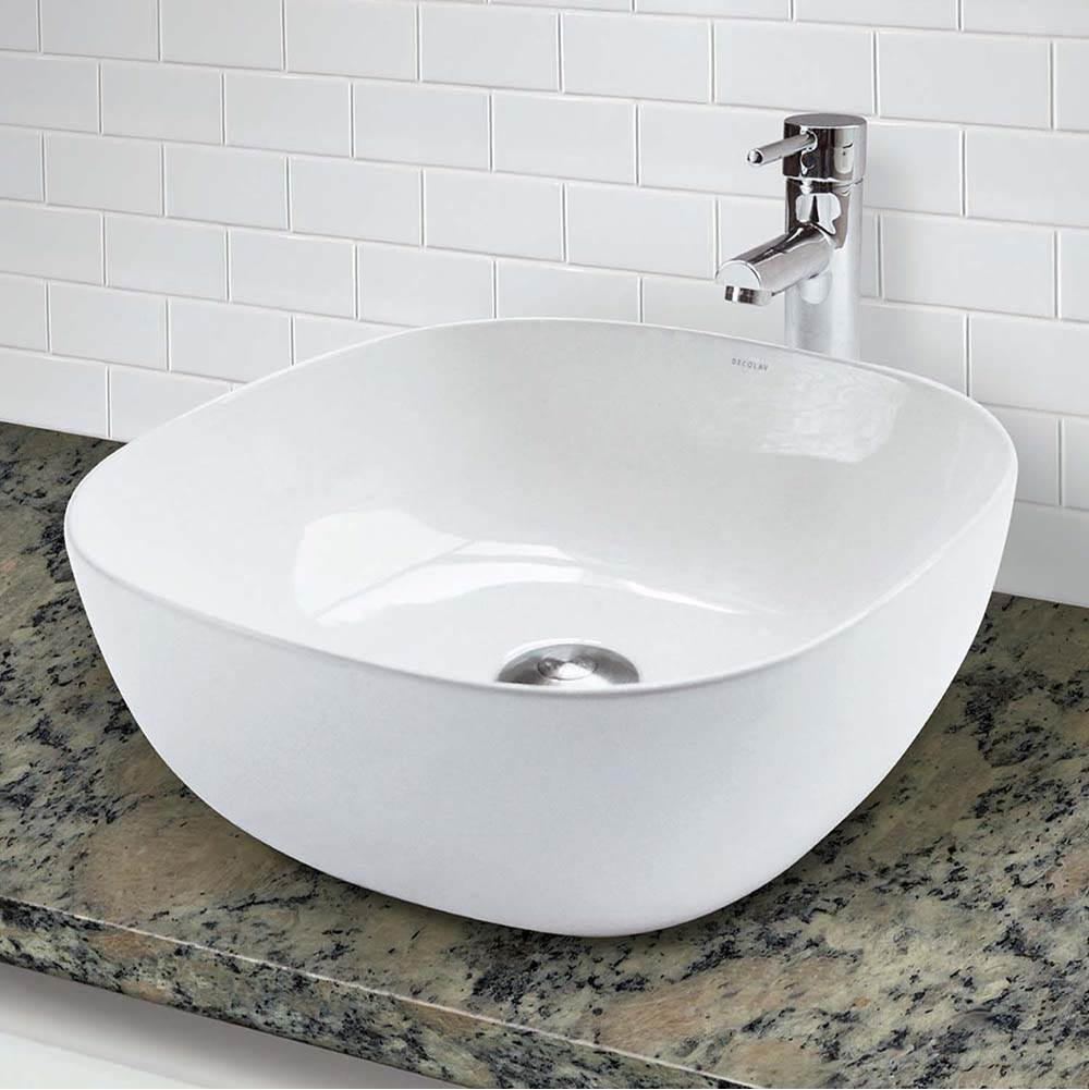 Decolav  Bathroom Sinks item 1488-CWH