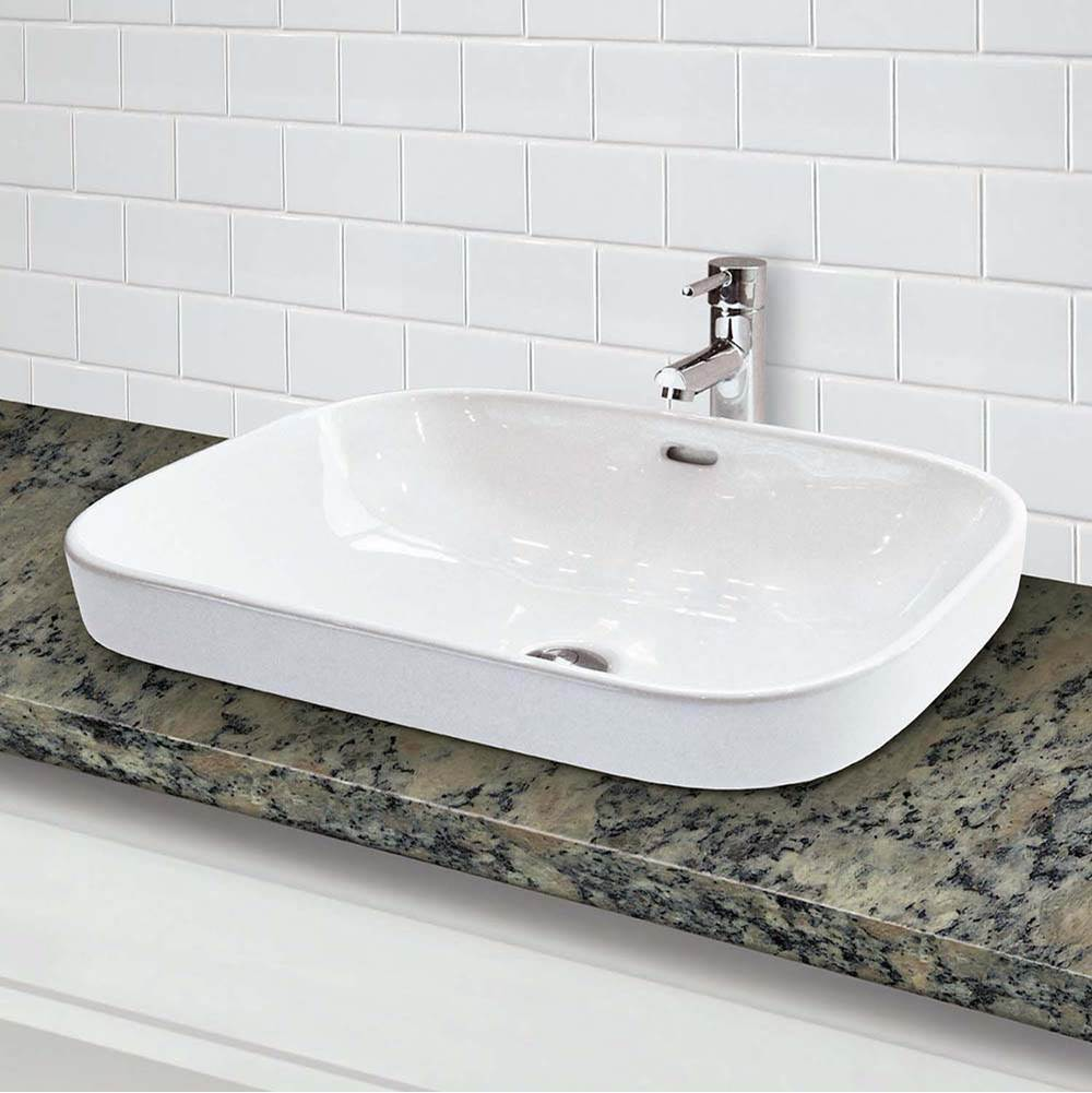Decolav  Bathroom Sinks item 1496-CWH