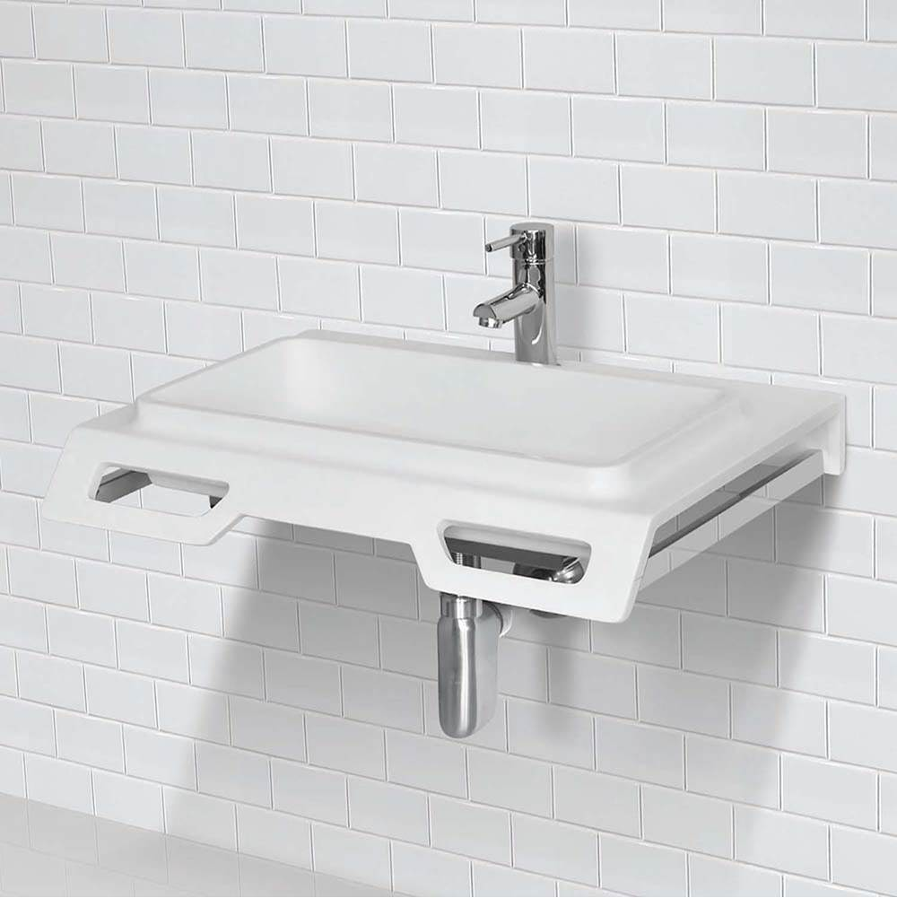 Decolav  Bathroom Sinks item 1834-SSA