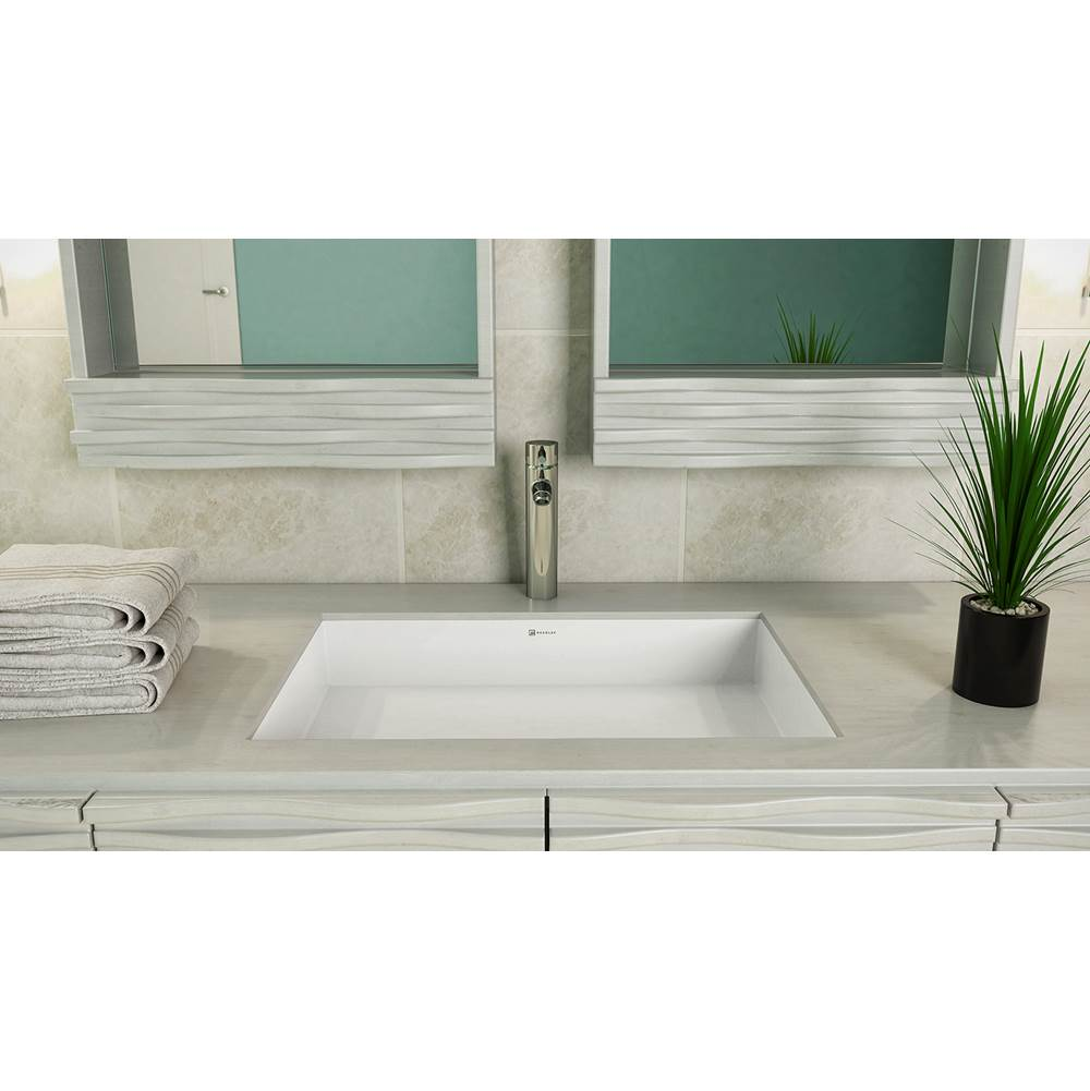 Decolav  Bathroom Sinks item 1839-24-SSA