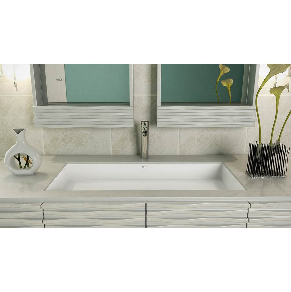 Decolav  Bathroom Sinks item 1839-34-SSA