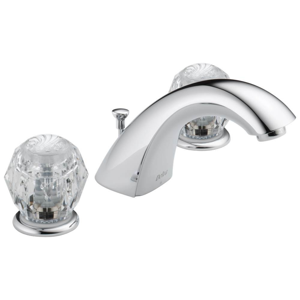 Delta Faucet Widespread Bathroom Sink Faucets item 3544LF-WFMPU