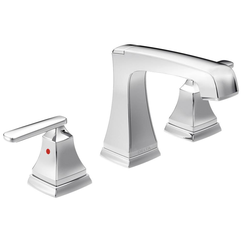 Delta Faucet Widespread Bathroom Sink Faucets item 3564-MPU-DST
