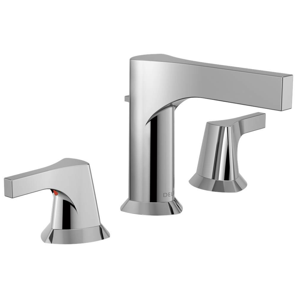 Delta Faucet Widespread Bathroom Sink Faucets item 3574-MPU-DST