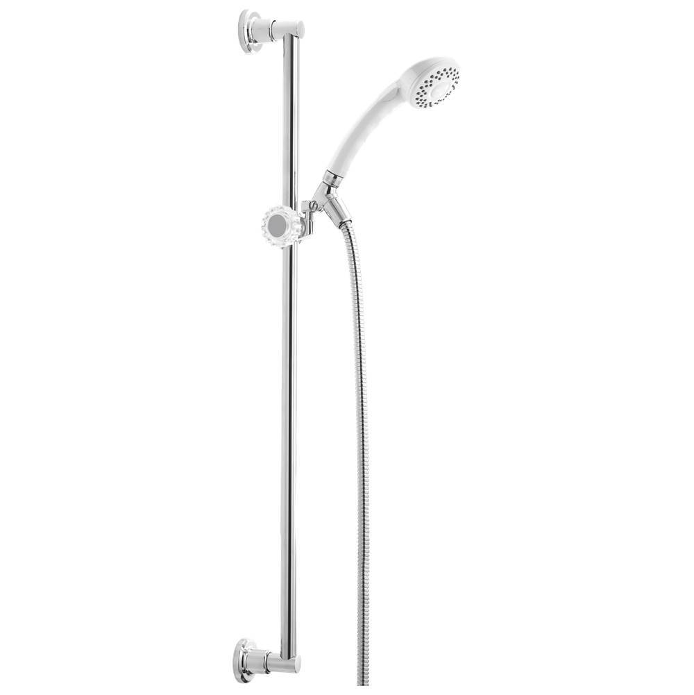 Delta Faucet Bar Mount Hand Showers item 51502-WH