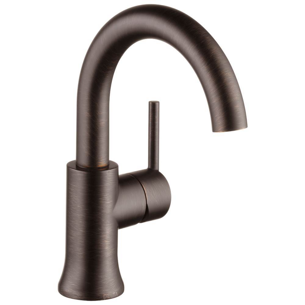 Delta Faucet Single Hole Bathroom Sink Faucets item 559HA-RB-DST